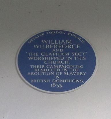 William Wilberforce and the Clapham Sect on Flickr courtesy of Sleekit
